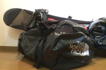 日帰りスノボ!新幹線、バスで行く時の持ち物、装備おススメを紹介します
